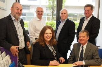 A few of members of BDA's Specialist Growth Advisory Team.